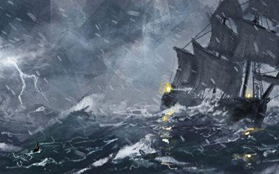 Non è il momento di abbandonare la nave alla tempesta