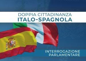 Per la doppia cittadinanza italo-spagnola nuova copertina