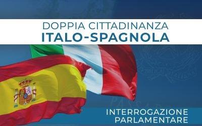 Per la doppia cittadinanza italo-spagnola