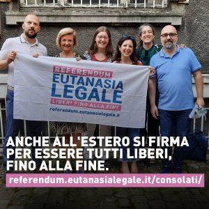 Eutanasia anche all'estero si firma per essere liberi fino alla fine 2