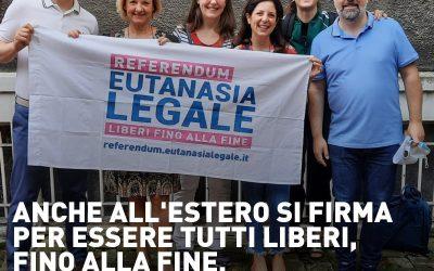 Eutanasia: anche all'estero si firma per essere liberi fino alla fine