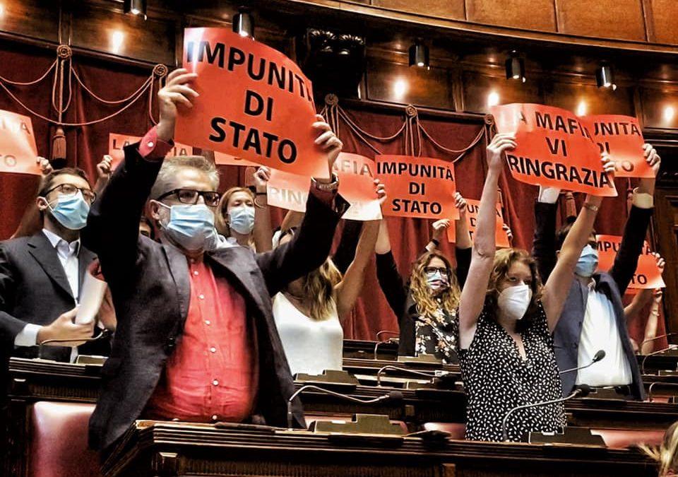 Riforma Cartabia: umiliato il Parlamento
